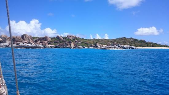 Virgin Gorda,  Baths