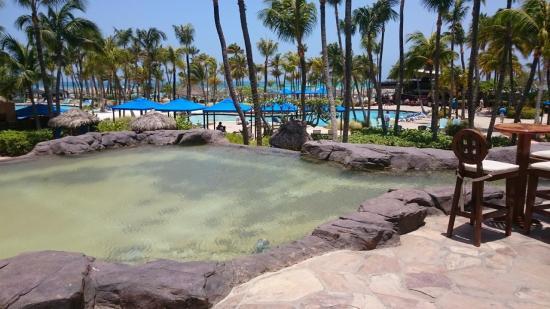 hôtel Radisson, Aruba
