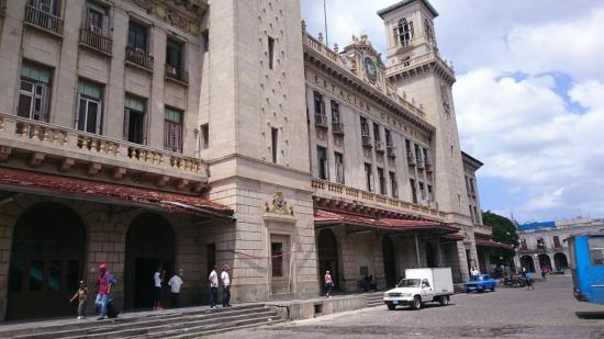 Gare centrale La Havane