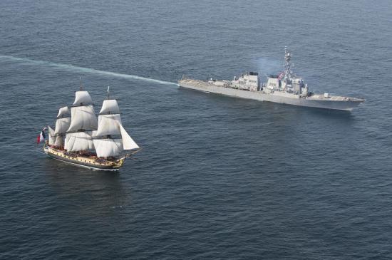 Hermione US Navy 1