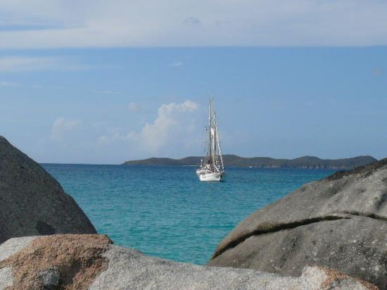 Baths, Virgin Gorda