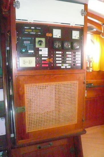 Tableau Electrique 24 V