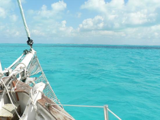 Lagon de Turc & Caicos