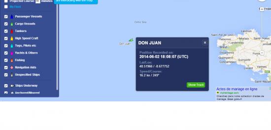 Position Don Juan